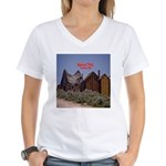 Bailout This! Women's V-Neck T-Shirt