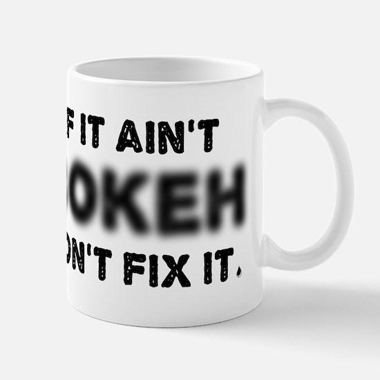 If It Ain't Bokeh, Don't Fix Mug