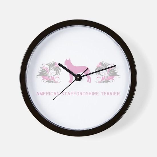 AmStaff Wall Clock