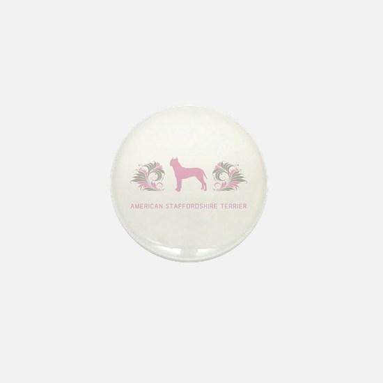 AmStaff Mini Button