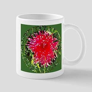 flor de jumbo Mugs