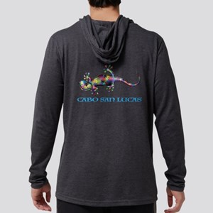 Cabo San Lucas Gecko Long Sleeve T-Shirt