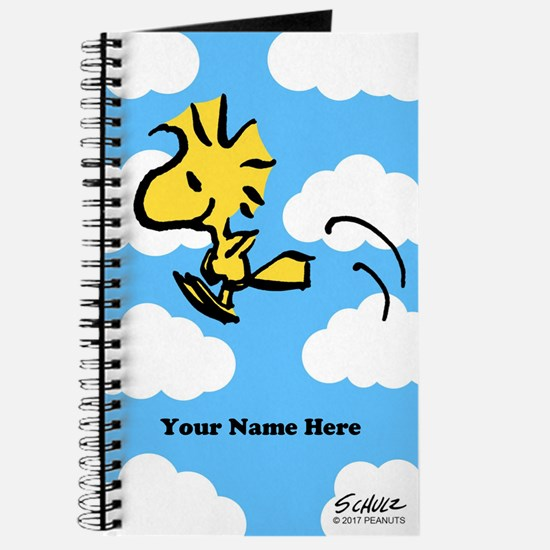 Woodstock Flying Personalized Journal