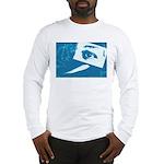 Chain Eye Long Sleeve T-Shirt