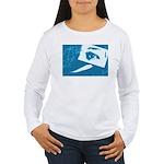 Chain Eye Women's Long Sleeve T-Shirt