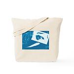 Chain Eye Tote Bag