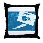 Chain Eye Throw Pillow