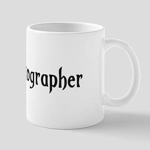 Ninja Cartographer Mug