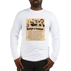 Wanted The Earps Long Sleeve T-Shirt
