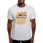 Wanted The Earps Light T-Shirt