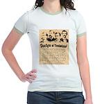 Wanted The Earps Jr. Ringer T-Shirt