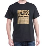 Wanted The Earps Dark T-Shirt