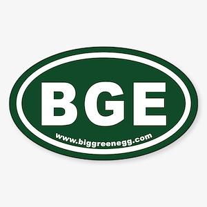 BGE Oval Oval Sticker (50 pk)