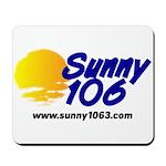 Sunny 106 Mousepad