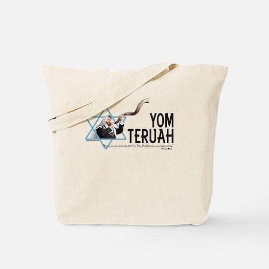 Yom Teruah / Rosh Hashana Tote Bag