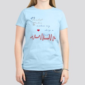 Heart skip a beat Women's Light T-Shirt