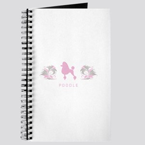 """Elegant"" Poodle Journal"