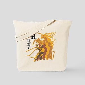 Praying Mantis Kung Fu Tote Bag