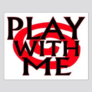Play With Me Small Poster