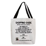 AsianBargainLady Shopping Guide Bag A Polyester To