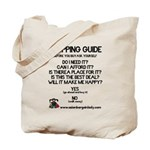 AsianBargainLady Shopping Guide Bag A Tote Bag
