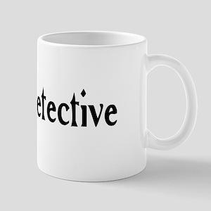 Ninja Detective Mug