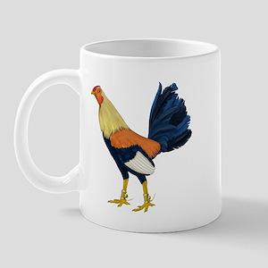 Game Cock Mug
