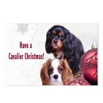 Have A Cavalier Christmas! Postcards (Package of 8
