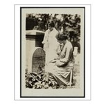 Alice Paul at S.B. Anthony Grave Poster