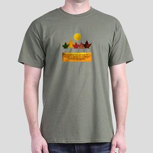 Seasons of Friendship Dark T-Shirt