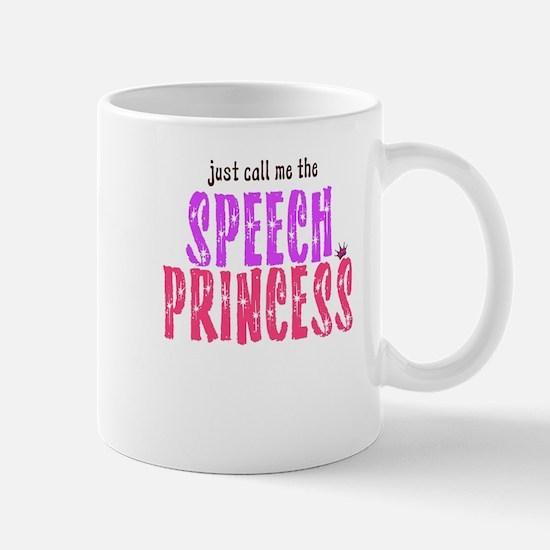 SPEECH PRINCESS Mug