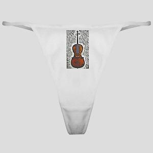 Cello2 Classic Thong