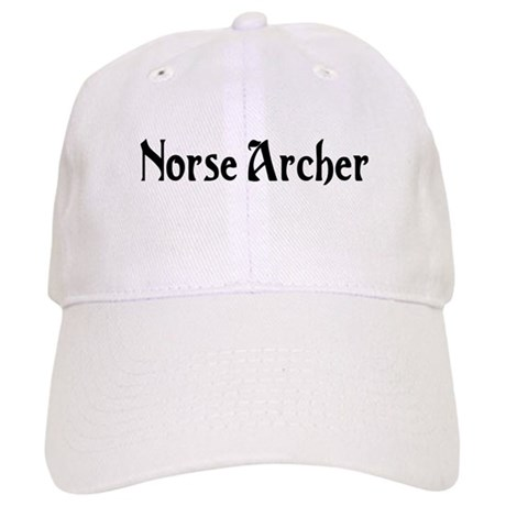 Norse Archer Baseball Cap By Norsearcher