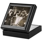 Alice Paul Suffrage Flag Keepsake Box