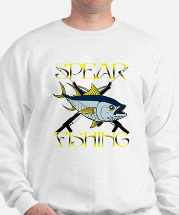 TUNA SPEAR FISHING Sweatshirt