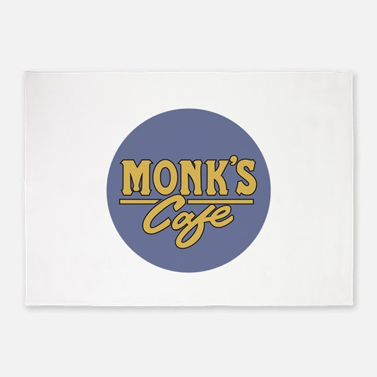 Monks Cafe - as seen on Seinfeld 5'x7'Area Rug