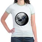 Sephiranoth Skydancing Jr. Ringer T-Shirt