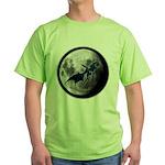 Sephiranoth Skydancing Green T-Shirt
