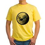 Sephiranoth Skydancing Yellow T-Shirt