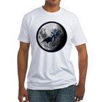 Sephiranoth Skydancing Fitted T-Shirt