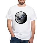 Sephiranoth Skydancing White T-Shirt