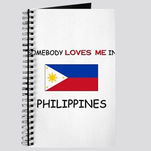 Somebody Loves Me In PHILIPPINES Journal
