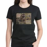 Suffrage Votes 4 Women Dark T-Shirt