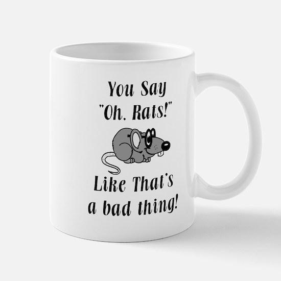 Oh Rats Mug