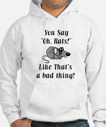 Oh Rats Hoodie
