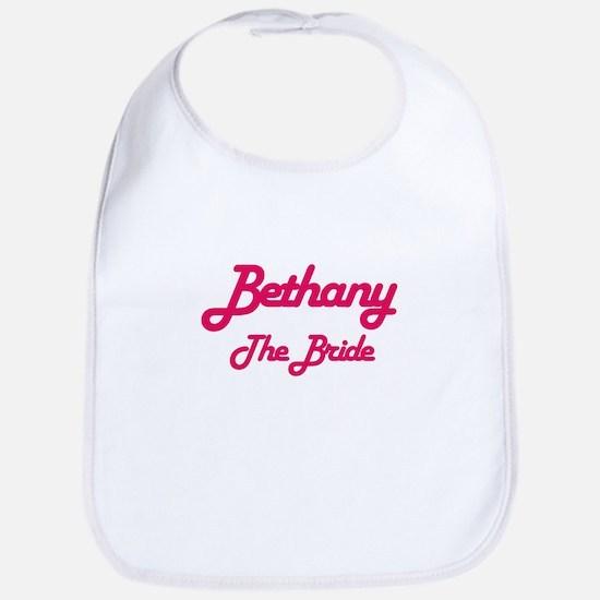 Bethany - The Bride Bib