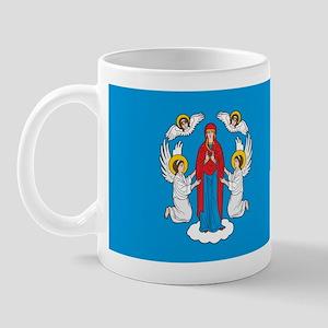 Minsk Coat Of Arms Mug