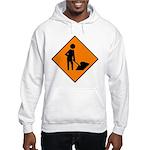 Men at Work 3 Hooded Sweatshirt