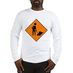 Men at Work 3 Long Sleeve T-Shirt