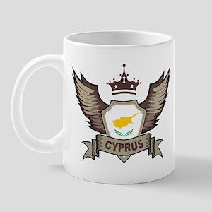Cyprus Emblem Mug